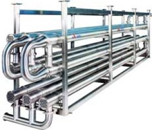 Tube in Tube Heat Exchanger