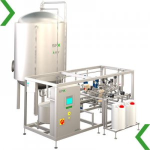 FX Aseptic Tank